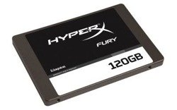 Dysk KINGSTON SSD HyperX SHFS37A/120G