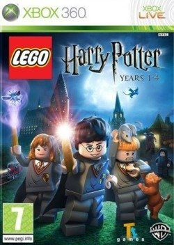 Gra Xbox 360 Lego Harry Potter 1-4 Essentials