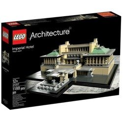 Klocki LEGO Architecture 21017 Imperial Hotel Review