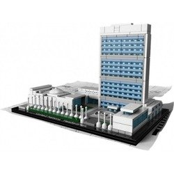 Klocki LEGO Architecture 21018 United Nations Headquarters