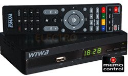 Tuner TV WIWA HD-95 Memo